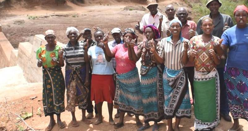 Katelembu Mazingira Initiative self-help group